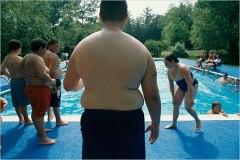overvektige barn