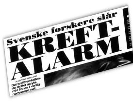 VG om akrylamid, 2002